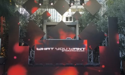 LED wall mapping by wywprod